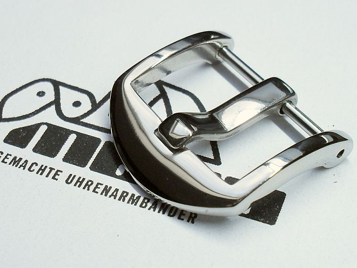 22mm OEM-buckle polished
