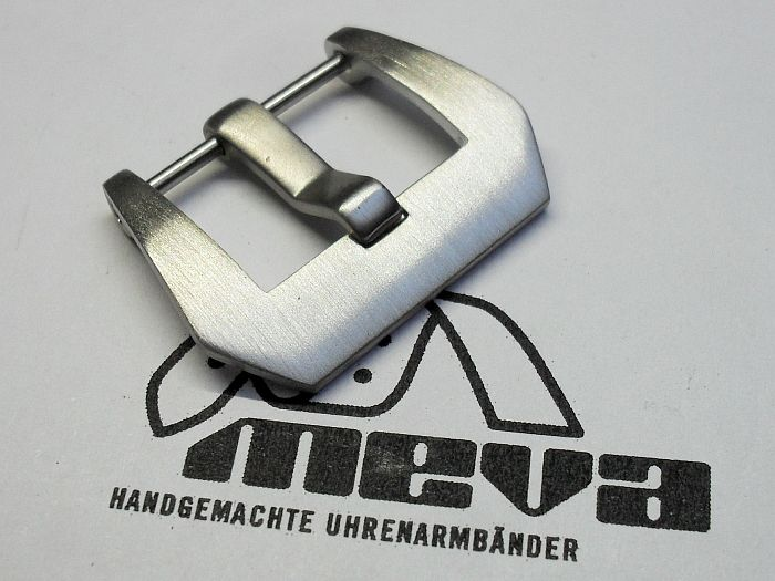 24mm PRE-V-buckle satined