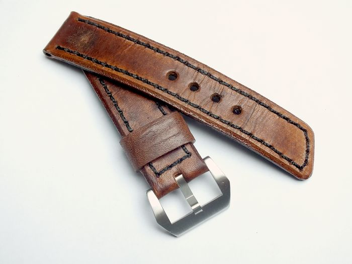"24061 - 24mm Strap ""Ammunitionbag vintage"""