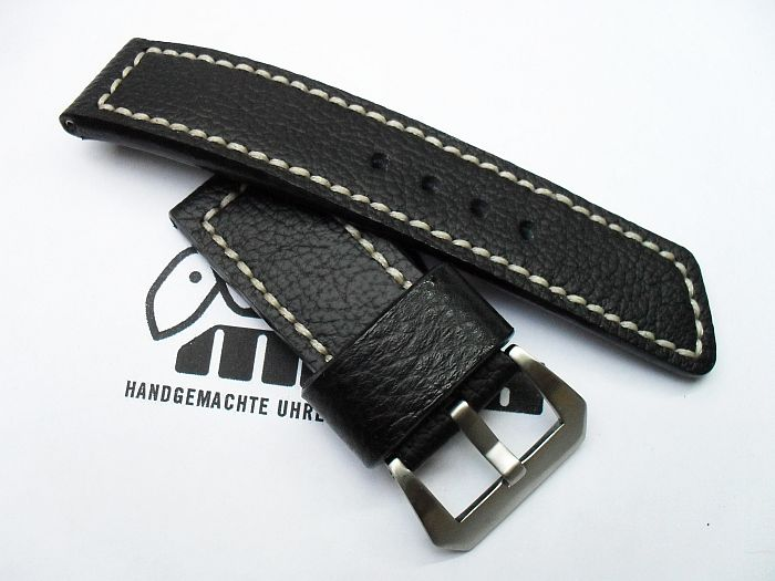 "26001 - 26mm Strap ""Buffalo black"""
