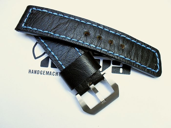 "26002 - 26mm Strap ""Calf black"""