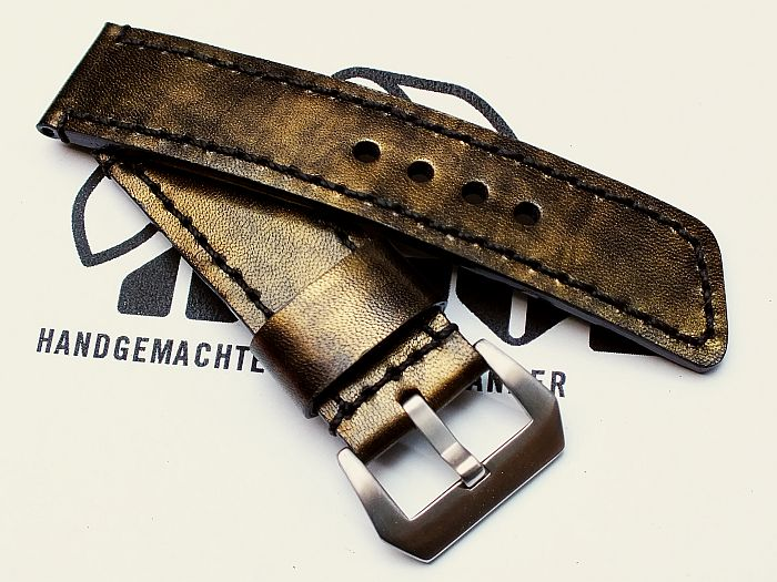 "26004 - 26mm Strap ""Calf bronze"""