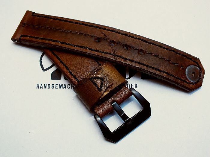 "26007 - 26mm Strap ""Ammunitionbag vintage"""