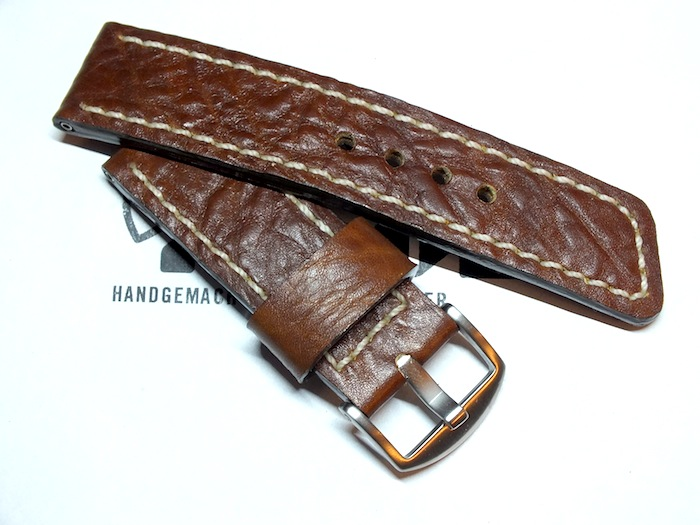 "26009 - 26mm Strap ""Calf brown vintage"""