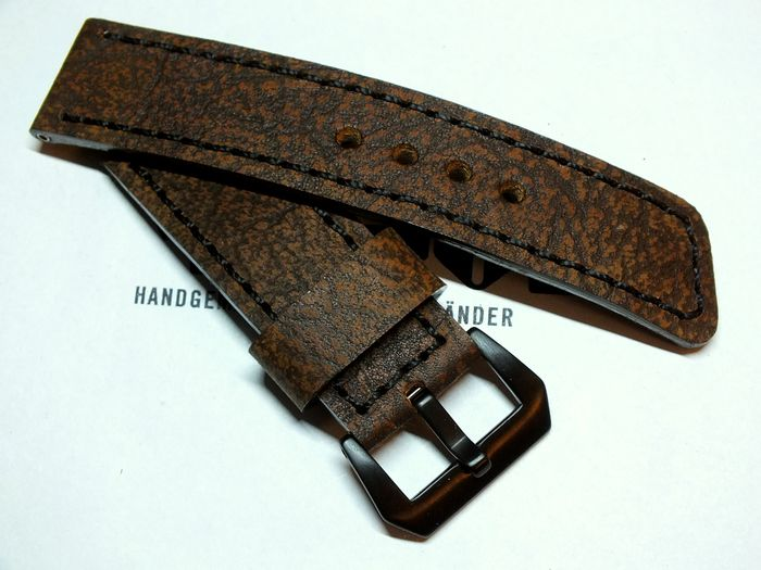 "26010 - 26mm Strap ""Calf brown vintage"""