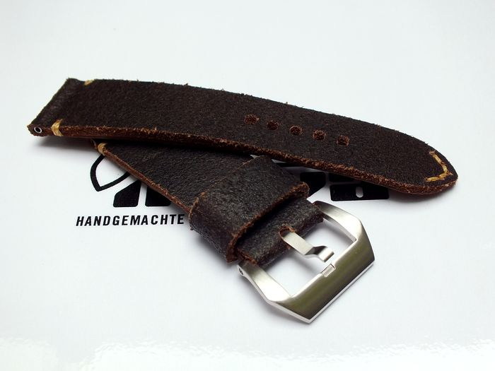 "26012 - 26/24mm Strap ""Calf brown"""